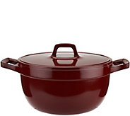T-fal Simmer & Stew Cast Aluminum Dishwasher Safe 5qt Dutch Oven - K42090