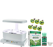 Miracle-Gro Aerogarden Harvest 6-Pod Garden with 6 Seed Pods - K43090