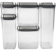 OXO Steel 5-Piece POP Container Set - K304991