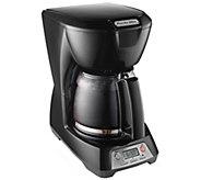 Proctor Silex 12-Cup Programmable Coffee Maker - K375591