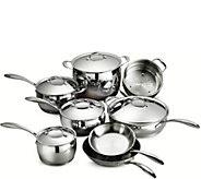 Tramontina Gourmet Domus 13-Piece Cookware Set - K375791
