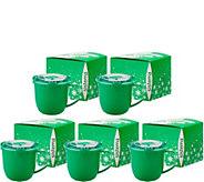 Sistema Set of 5 Large Microwave Soup Mugs - K44891