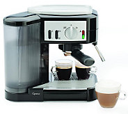 Capresso Cafe Espresso and Cappuccino Maker - K132192
