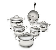 BergHOFF Zeno 12-pc Cookware Set - K300092