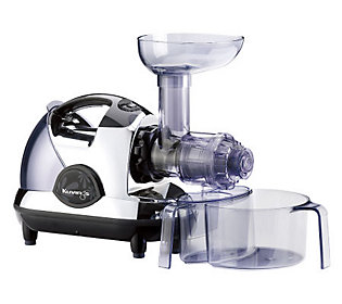Kuvings Whole Slow Juicer Qvc : masticating juicers