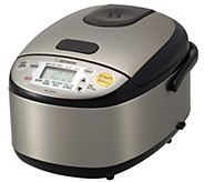 Zojirushi Micom Rice Cooker & Warmer, 3 Cups - K305892