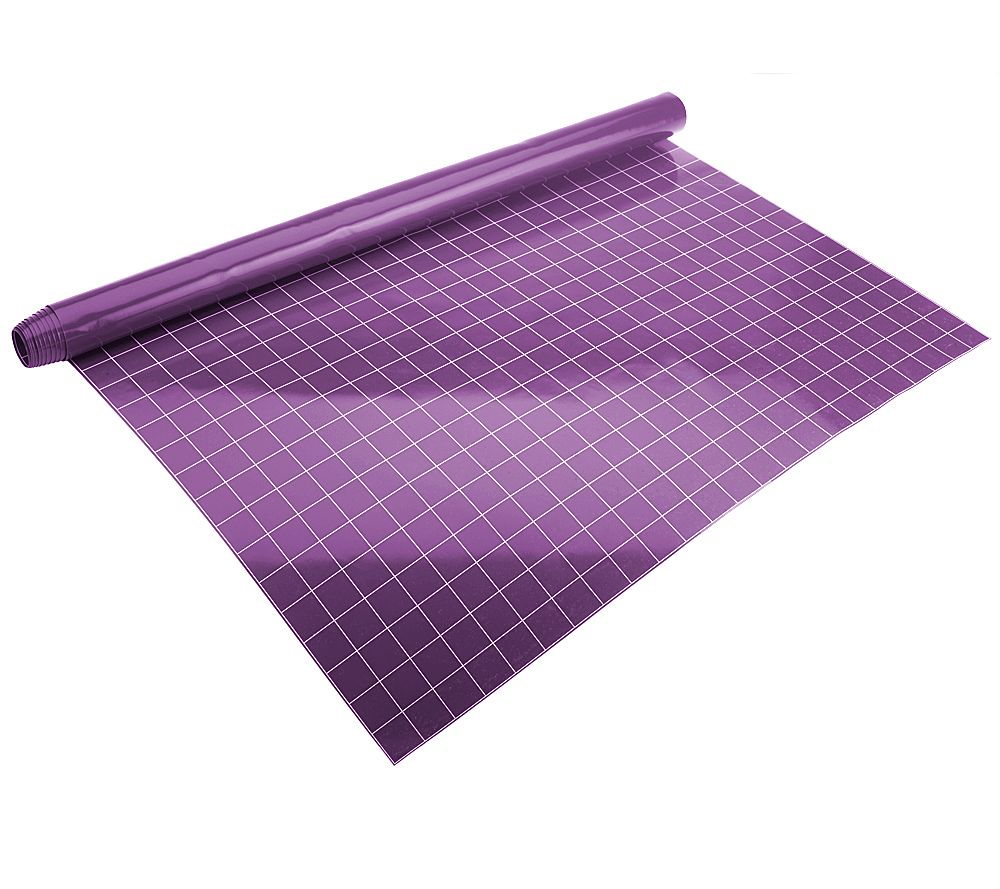 "Cook's Essentials 72""x24"" Customizable Silicone Liner w/Grid"