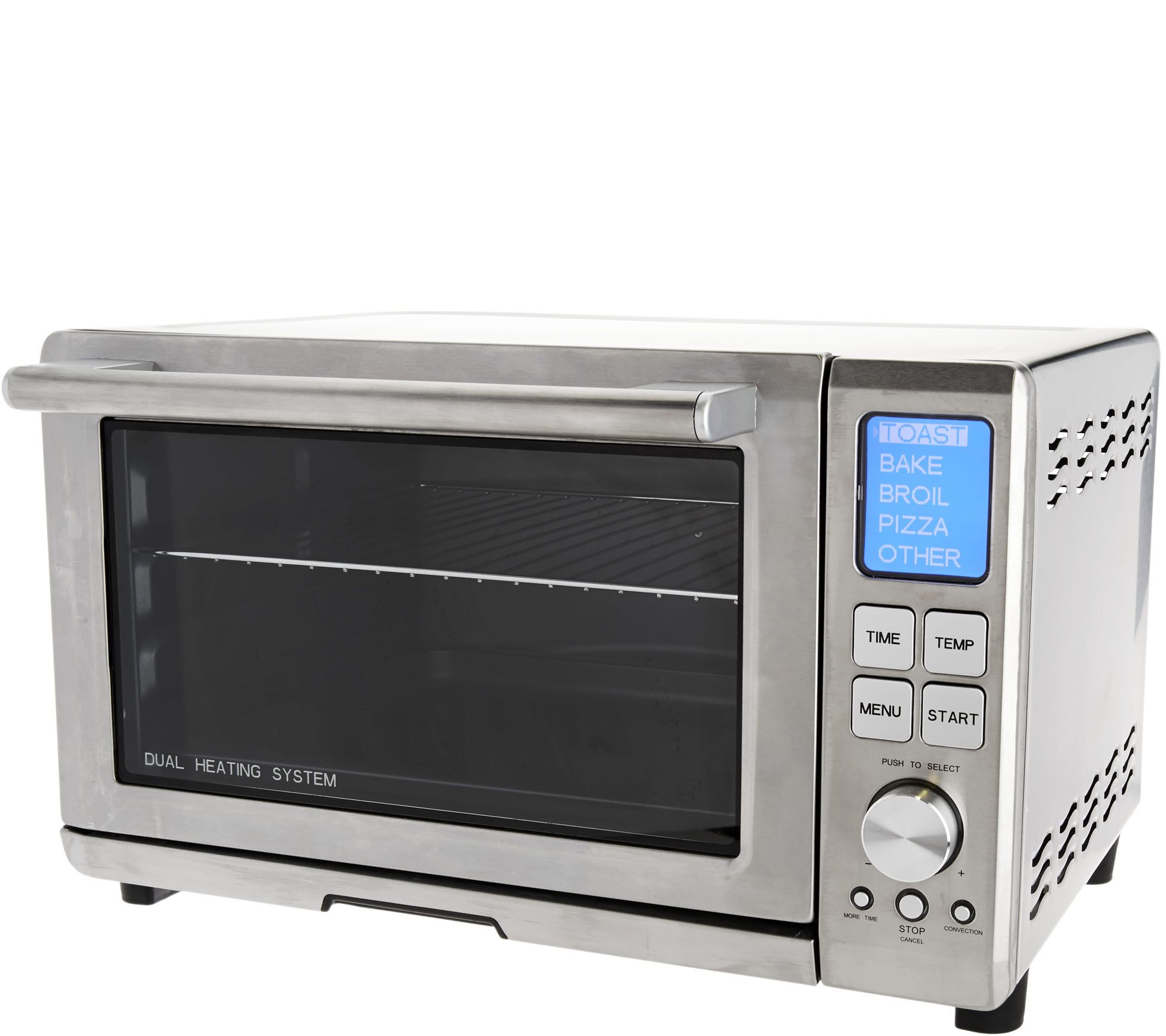 cooku0027s essentials chef series digital convection oven page 1 u2014 qvccom - Convection Ovens