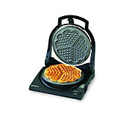 Chefs Choice #840 WafflePro Five of Hearts Waffler - K120393