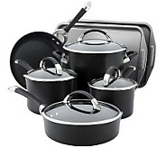 Circulon Symmetry 9-Piece Cookware Set with 2-P iece Bakeware - K302193