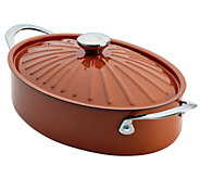 Rachael Ray Cucina Oven-To-Table 5-qt Oval Sauteuse - K303193