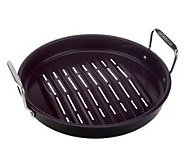 Technique 12 Round BBQ Pan w/ Ceramic Nonstick - K39393