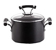Circulon Contempo Hard-Anodized 3-Qt Covered Sauce Pot - K127194