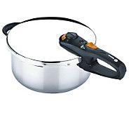 Fagor Duo 4-qt Stainless Steel Pressure Cooker - K133394