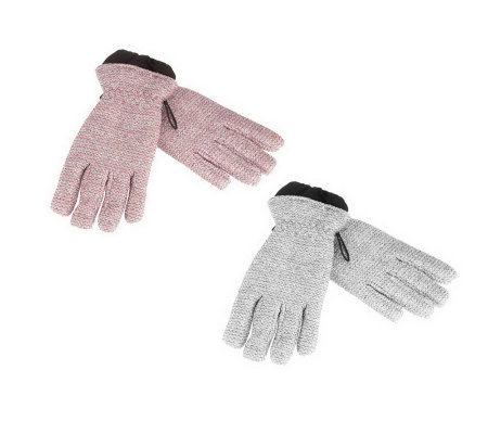 """As Is"" Set of 2 Magic Hands Universal Cleaning Gloves"