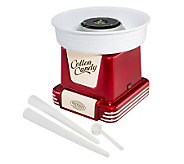 Nostalgia Electrics PCM-805 Cotton Candy Maker-Retro Red - K299494