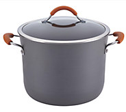 Rachael Ray Cucina Hard-Anodized 10-qt CoveredStockpot - K303294