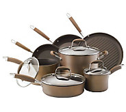 Anolon Advanced Bronze 11-Piece Set - K132595