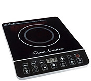 Classic Cuisine Multifunction 1800W Induction Cooktop - K374795