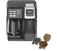 Hamilton Beach FlexBrew 2-Way Coffee Maker - K375595