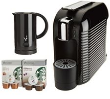 Starbucks 583 Verismo Coffee & Espresso Maker w/Frother &Pods