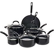 Circulon 12-Piece Porcelain Enamel Cookware Set - K41695