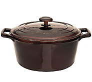 BergHOFF Neo 11 7.3-qt Cast-Iron Covered Stockpot - K300396