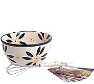 Temp-tations Old World Vivid 4-qt Mixing Bowl Set - K304696