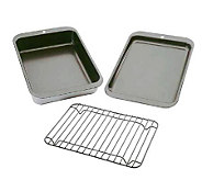 Nordic Ware 3 pc Grilling and Baking Set - K119397