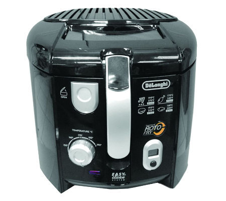 DeLonghi 2.2-Lb Cool-Touch Roto Deep Fryer