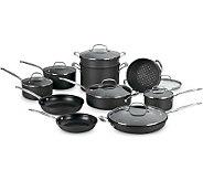 Cuisinart Chefs Classic Nonstick 17-Piece Cookware Set - K298097