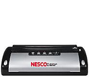 Nesco Deluxe Vacuum Sealer - K303697