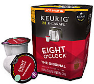 Keurig 48-ct Eight OClock Coffee The OriginalK-Carafe Pods - K303797