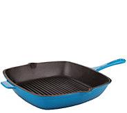 BergHOFF 11 Neo Cast-Iron Grill Pan - Blue - K305497