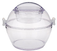 Iced Up Salad on Ice Bowl with Locking Lid - K41897