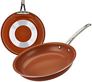 Gotham Steel 10.25 Aluminum Nonstick Pan with Titanium Ceramic Coating - K44797