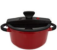 Cooks Essentials 4.8qt Cast Aluminum Quick Cooker - K45097