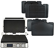 Delonghi 6-in-1 Livenza All-Day Digital Grill w/Waffle & Griddle Plates - K45897
