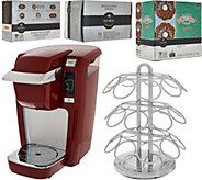 Keurig K10 Personal Coffee Maker w/ 36 K-Cup Packs & Carousel - K42798