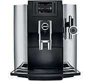 Jura E8 Automatic Coffee Center - Chrome - K374999