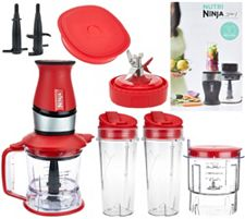 Nutri Ninja 2-in-1 700W 40 oz. Food Processor and Blender