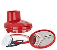 Kuhn Rikon 4-Cup Easy Cut Food Slicer & Chopper - K46999