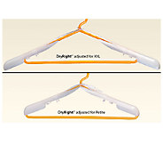 Set of 4 DryRight Dryer Forms & 5 HangRite Hanging Straps - L41112