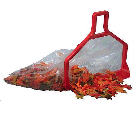 Leaf Lasso Durable Plastic Frame for Large Trash Trash Bags