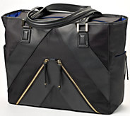 MinkeeBlue Multi-Function Travel/Work Tote Bag - L44654