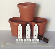 Wherever Garden Flower and Plant Hanging System - L41296