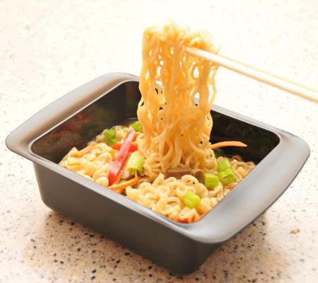 Rapid Ramen Set of 2 Microwavable Ramen Noodle Cookers
