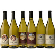 California Chardonnay 6-Bottle Set by Vintage Wine Estates - M115900
