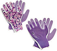 Infinity 2 Pair Thornblock Garden Gloves by Maxfit - M49200