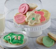 Cheryl's 32 Piece Spring Frosted Cookie Assortment